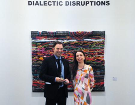 Mathias Arndt and Jelena von Olnhausen