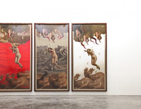 Galerie Sogan & Art Habeas Corpus by Alfredo Esquillo