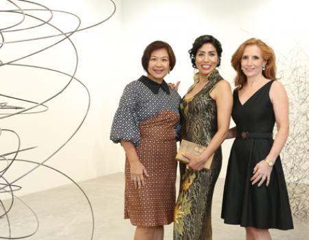 Kim Camacho, Maria Elena Rudolf, Dominique Levy